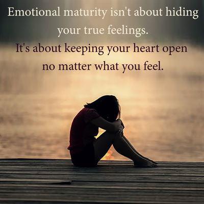 EmotionalMaturity